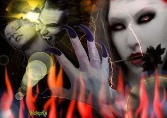 imagenes vampiricas