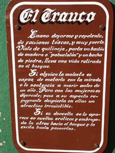 leyendas chilenas chilenska legender det finns bara länkar på ...